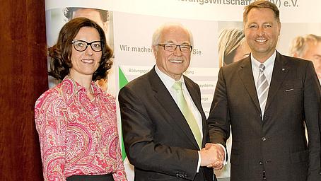 BWV Bildungsverband mit neuem Vorstand