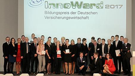 Wir gratulieren den InnoWard-Preisträgern 2017!