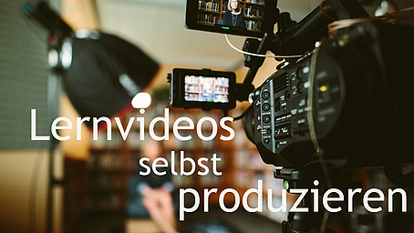 Prof. Seitz leitet das Video-Jahr ein