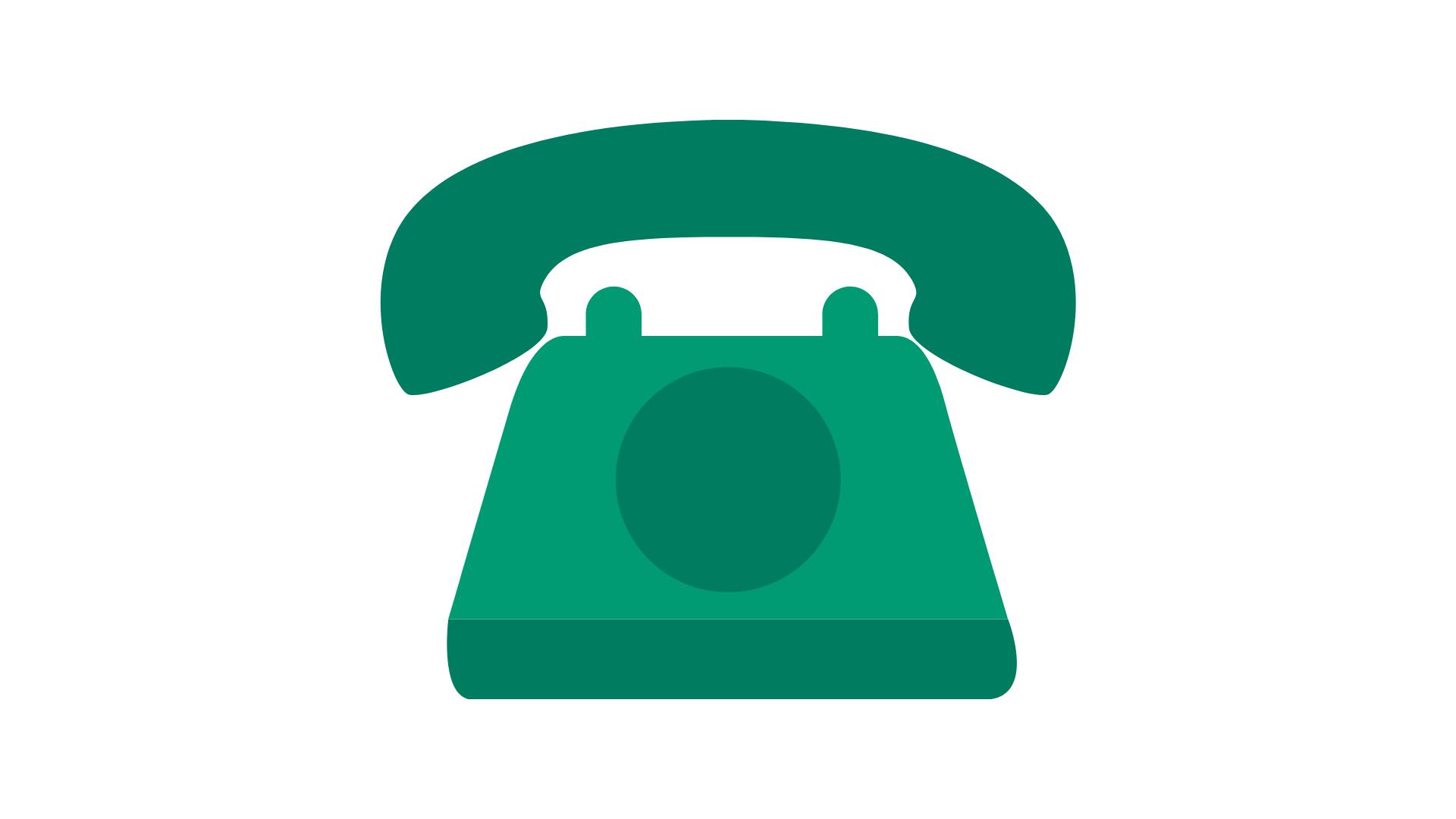 Telefonische Erreichbarkeit am 29.08.2020